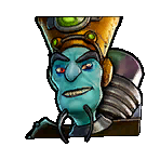 Crash Team Racing Nitro-Fueled Doctor Nefarious Tropy Icon