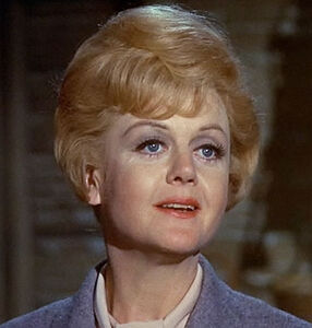 Eglantine Price in Bedknobs and Broomsticks