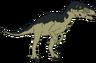 Francis the Allosaurus