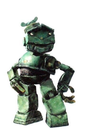 Lug the robot