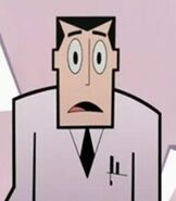 Professor Utonium in The Powerpuff Girls Movie
