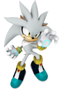 Silver sonic the hedgehog