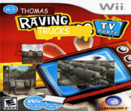 Thomas Raving Trucks TV Party.