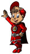 Alvin, The Greatest Chipmunk Hero