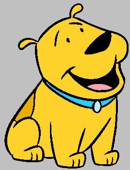 Clifford The Big Red Dog List