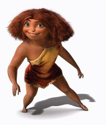 Eep crood the croods