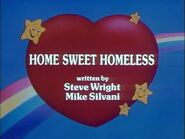 Home Sweet Homeless (Title Card)