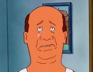 King of the hill Bill Dauterive crying2