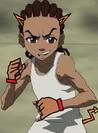 Riley Freeman as Crash Bandicoot
