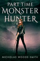 Part-Time Monster Hunter Debut Cover