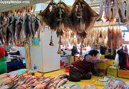 Seongtaek Fish Market