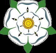276px-Yorkshire rose svg