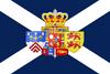 Flag of UKK-Prtct of Isle-W Num-Nirald