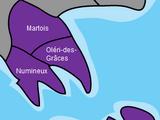 Isle of la Tondelle