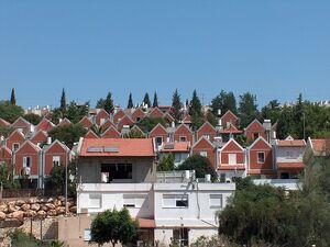 Modern Duntrekker Settlement