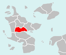Location of Hawu Mumenhes