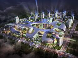 Muhandae Dome City
