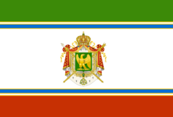 Istalian Empire Flag