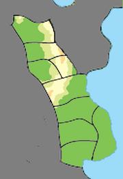 Map of Utembo