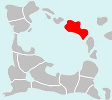 Cildania Location