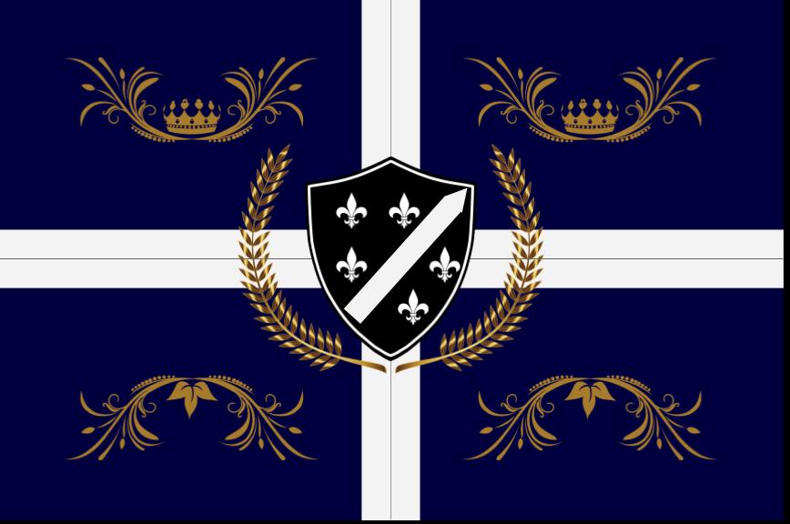 The Flag of the Empire de Canrille (Kanjor)