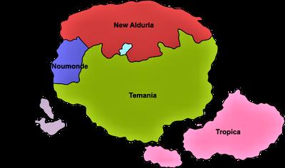 Temania and Tropica
