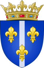 Orléans-Vasser coat of arms