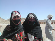 Bedouin Females
