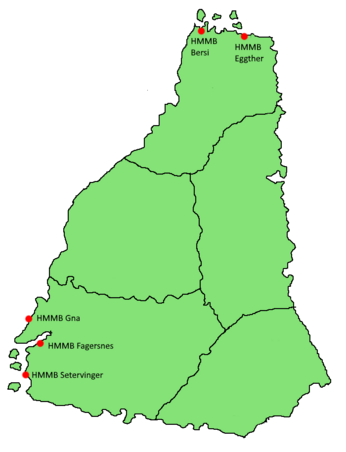 Kazulian Naval Bases