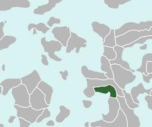 Talmoria location