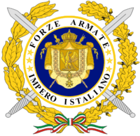 Coat of Arms Imperial Istalian Armed Forces