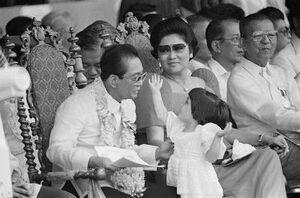 Imelda Marcos husband