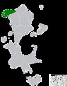 Location of Likatonia Mas