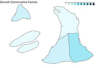 Dorvik Federal Map DKF 4212