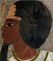 Amenhotep III as Emperor Tutimaios Saksoure VI