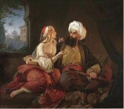 Muhammad alWantuni and mistress