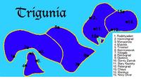 Trigunia Cities