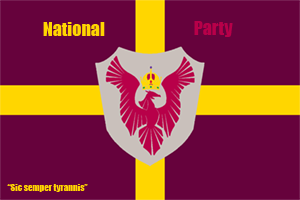 HNationalParty Flag