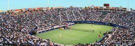National tennis stadium