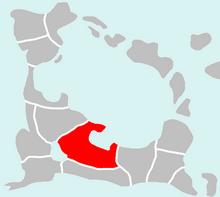 Deltaria Location