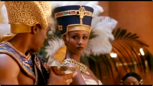 Queen Ribrete and Pharaoh Remptahhu