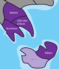 Tondola Map