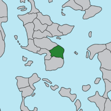 Location of Hobrazia