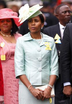 Princess Ndonsa, Heir Presumptive