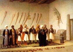 Praying Kalopians