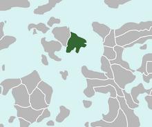 Egelion location