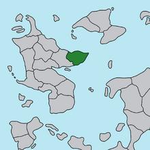 Location of Endralon