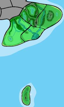 Telamon geography