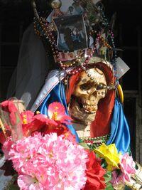Saint mortica
