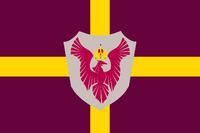 Hulstrian Phoenix Flag